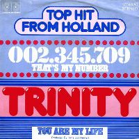 Cover Trinity [BE] - 002.345.709 (That's My Number)